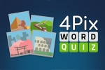 4 Pix Word Quiz