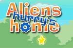 Aliens Hurry's Home