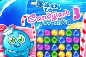 Back to Candyland Episode 3: Sweet River