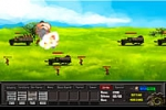 Battle Gear Missile Attack
