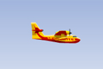 Canadair Water Bomber