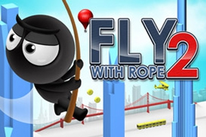 Fly with Rope 2