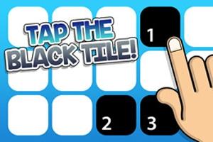 Tap the Black Tile!