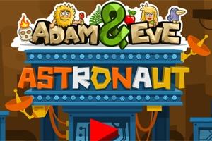 Adam and Eve: Astronaut
