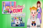 Baby Hazel: Gums Treatment