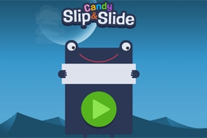 Candy: Slip & Slide