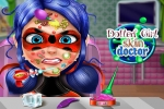 Dotted Girl: Skin Doctor