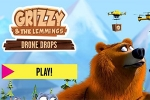 Grizzy & The Lemmings: Drone Drops