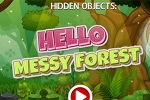 Hidden Objects: Hello Messy Forest