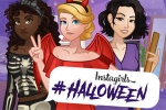 Instagirls Halloween Dress Up