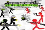 Stickman Army: The Defenders