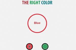 The Right Color